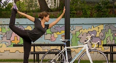 9 Yoga Poses for Cyclists